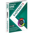 Kaspersky ONE 3 urzdzenia - 1 Rok ESD